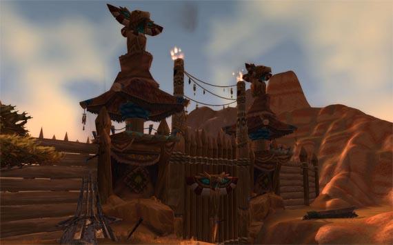 Reveladas las nuevas zonas de WoW: Cataclysm [Fotos]