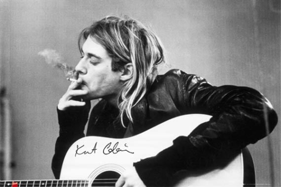 Kurt Cobain se retuerce en su tumba al ver este trailer de Guitar Hero 5 [Video]