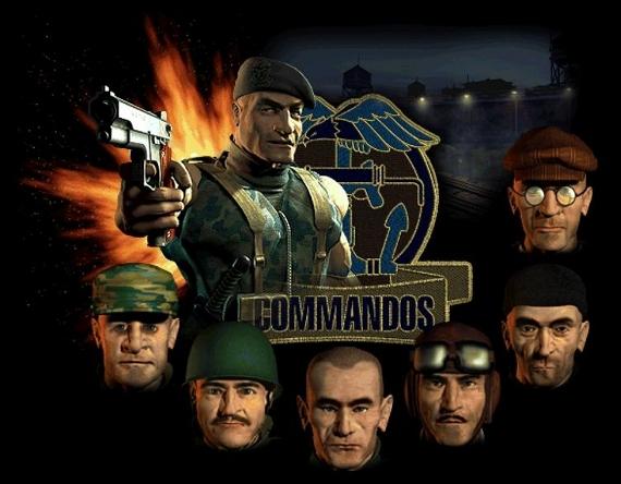 Commandos; el regreso de un clásico... pronto