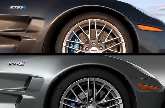 Corvette en Gran Turismo PSP v/s el Corvette de Verdad [Screenshots GUAU!]