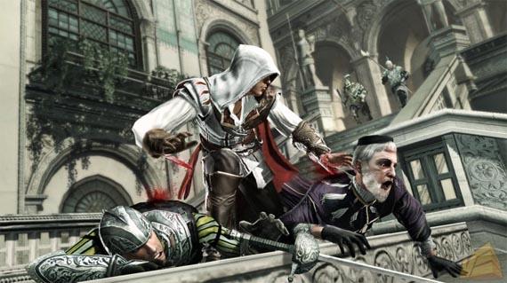 De esto estábamos hablando: Los nuevos juguetes de Assassin's Creed 2 en video
