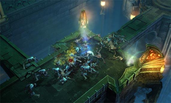 Blizzard confirma que Diablo III vendrá este año a pesar del retardo en Starcraft 2 [Pánico Gamer]