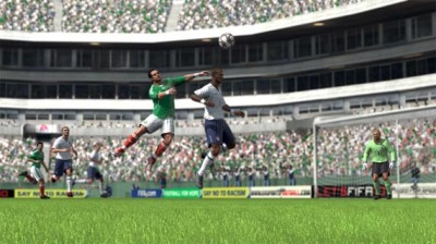 Excelente video gameplay de FIFA 10 [GamesCom 2009]