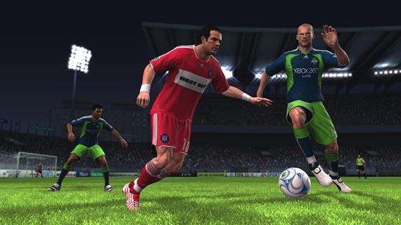 ... y ya llega un trailer de FIFA 10 con todas sus nuevas características [GamesCom 2009]