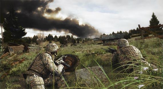 Operation Flashpoint 2 Modo Hardcore deja el juego menos parecido a BF2 y con más elementos de ArmA 2 [Videos]