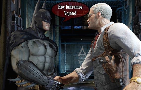 Aquí llega el trailer de lanzamiento de Batman: Arkham Asylum [Videazo!]
