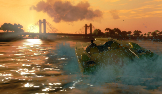Video in-game de Just Cause 2 nos muestra Panau [trailer]