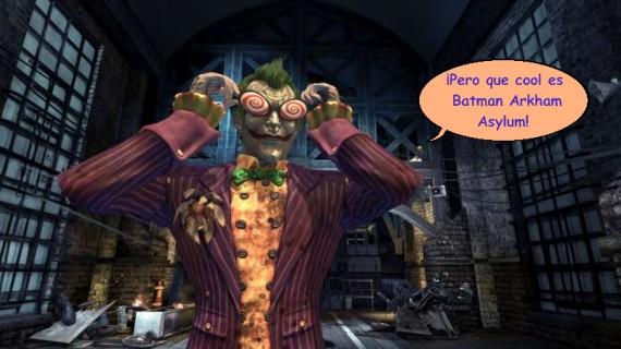 Batman: Arkham Asylum llega a los Guinnes Records
