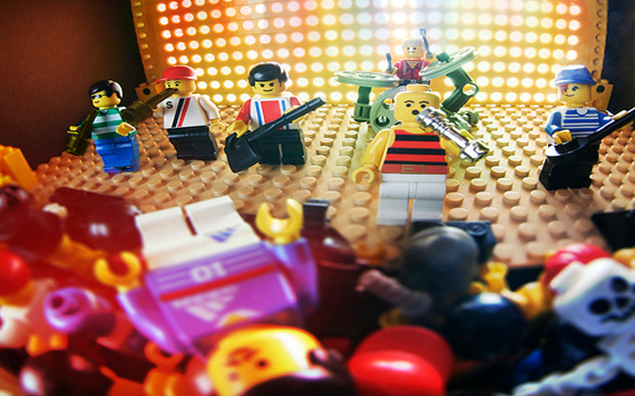 LEGO Rock Band nos muestra algo de su Gameplay [Video]