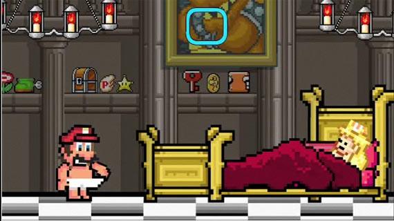 Mario 69: La peli erótica del fontanero y la princesa [Video LOL]