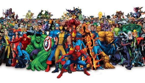 [Nota no-gamer] Disney compra Marvel por un par de chauchas