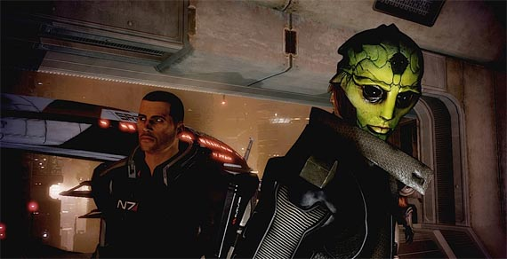 Nuevo trailer de Mass Effect 2! [GamesCom 2009]
