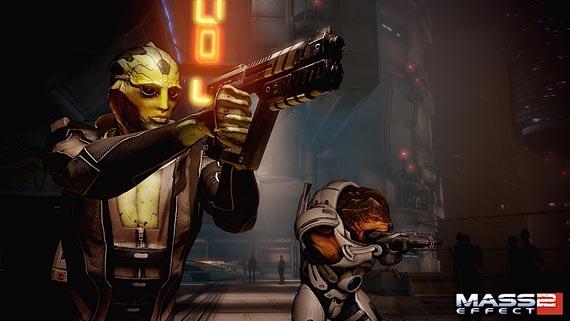 Nuevas screenshots de Mass Effect 2 nos muestran a un nuevo compañero de Sheppard [Todo Nuevo!]