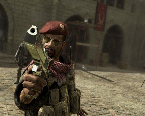 Primeras imagenes de Call of Duty 4: Modern Warfare Wii [GamesCon 2009]