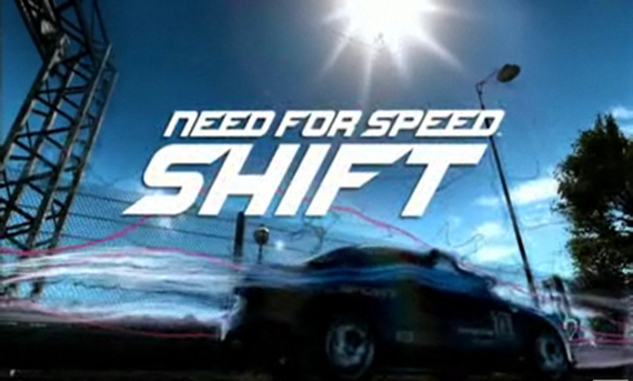 Nuevo trailer de Need For Speed: Shift