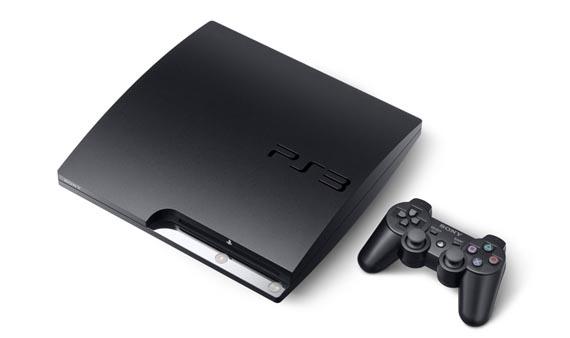 Primeras imágenes oficiales de la Playstation 3 Slim [GamesCom 2009]