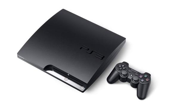 PS3 Slim se vende como pan caliente