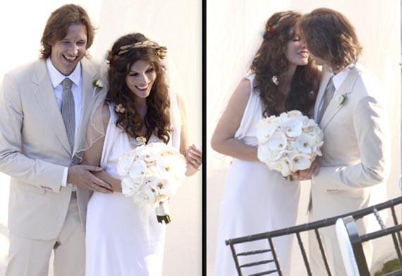 Los protagonistas de Resident Evil se casan [E! Entertainment Artículos]