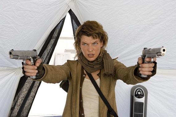 Nueva película de Resident Evil... en camino [Cine]