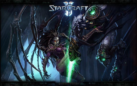 Nuevos videos gameplay de Starcraft 2 [GamesCom 2009]