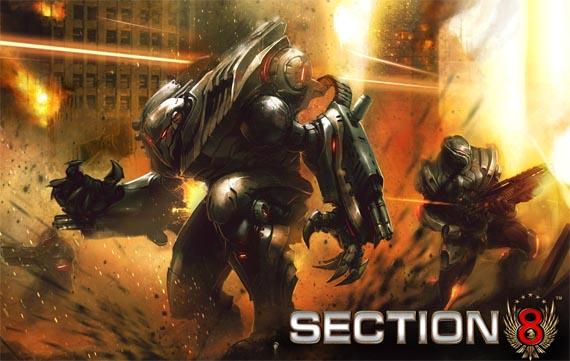 Nuevo trailer de Section 8 nos cuenta la historia... luce bien! [Power-Video]