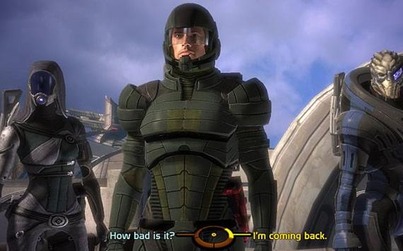 Nuevos detalles del próximo DLC de Mass Effect