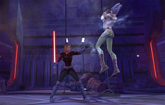 Star Wars The Old Republic: Revelada la clase Sith [Video y Screens]