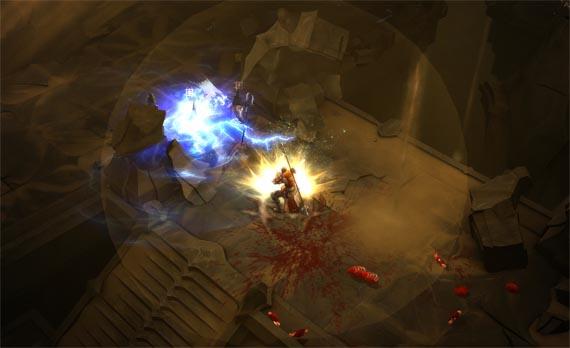 Diablo III con nueva clase: El Monje y ya tenemos las primeras imágenes! [Fotos y Videos Hot]