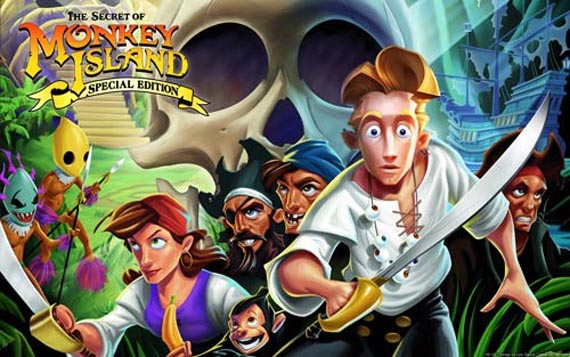 LagZero Analiza: The Secret of Monkey Island SE [Video JD ™]