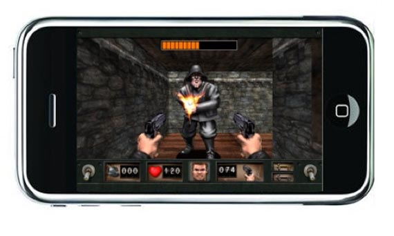 El Wolfenstein para iPhone se ve mejor que el para PC [Video]