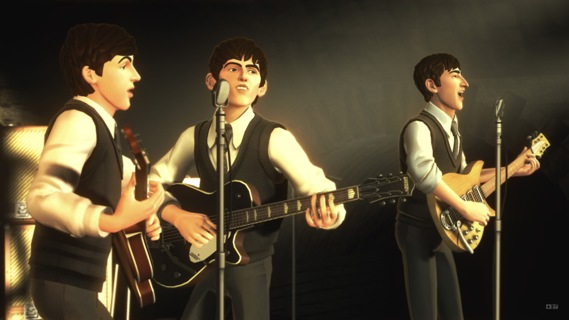 """All you need is love"" se convierte en el DLC más rápidamente vendido en Rock Band"