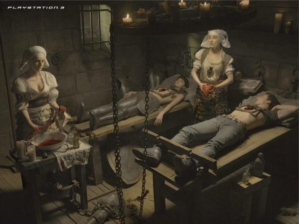 Controversiales anuncios de Playstation 3, a manos de agencia Chilena