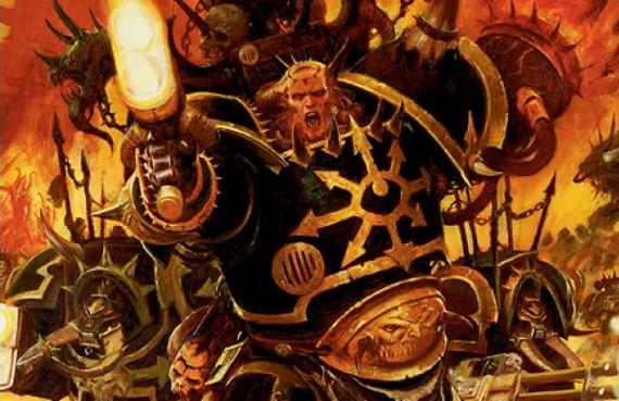 Primeras imagenes de Dawn of War II: Chaos Rising [Screenshots]