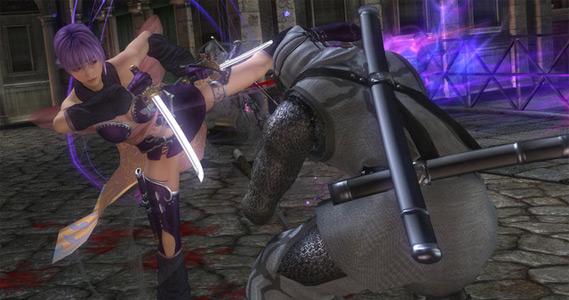 Ninja Gaiden Sigma 2; trailer de lanzamiento [trailer]