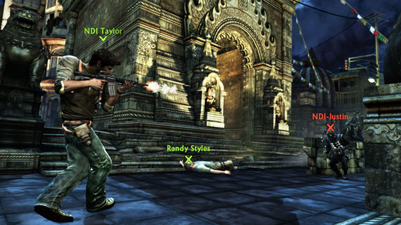 Uncharted 2, Multiplayer Demo [Ya diponible - PS3]