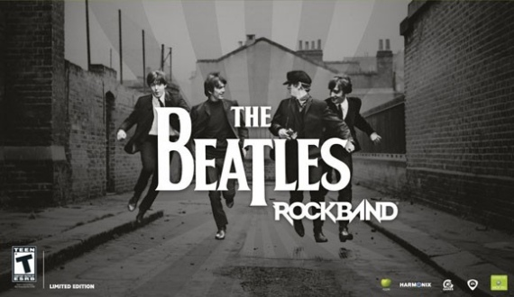 The Beatles: Rock Band - Lanzamiento Nintendo en Chile [Mini-análisis]