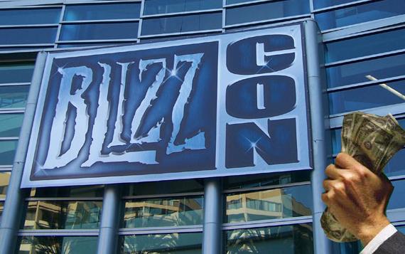 Blizzcon le hace perder dinero a Blizzard