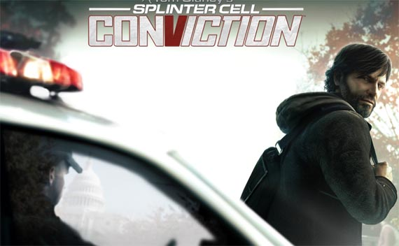 Excelente video gameplay de Splinter Cell Conviction [TGS 2009]