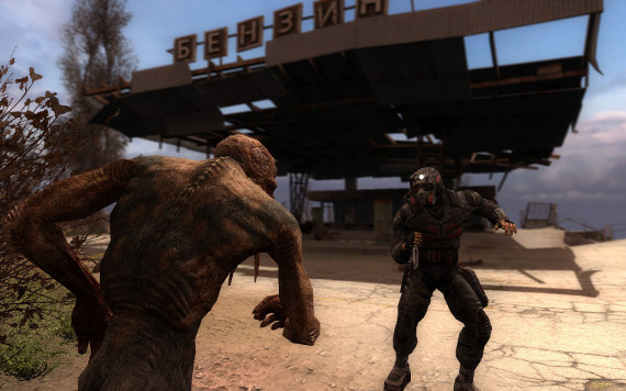 S.T.A.L.K.E.R. Call of Prypiat; wapo como la realidad misma [Screenshots]