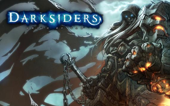 Darksiders: Wrath of War; gameplay contra un mini-boss [videazo!!]