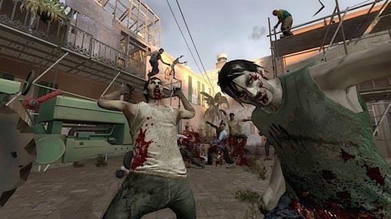 Así se juega Left 4 Dead 2 campaña Dark Carnival [Video TGS2009]