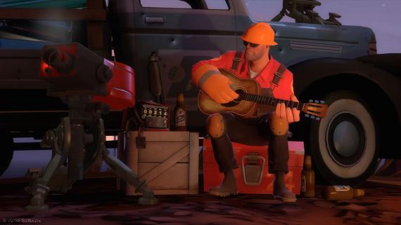Video del próximo Update de Team Fortress 2 filtrado [Videos clandestinos!!]