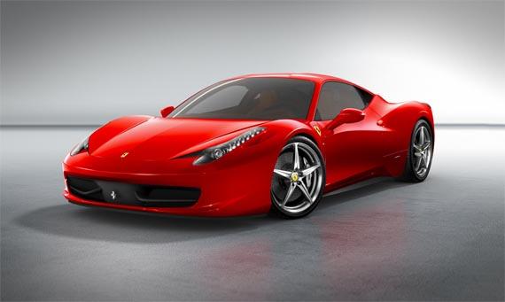 P0rnografía Automotriz: La Ferrari 458 Italia en Forza Motorsport 3 y Gran Turismo 5 [Video Comparaciones Babas..]