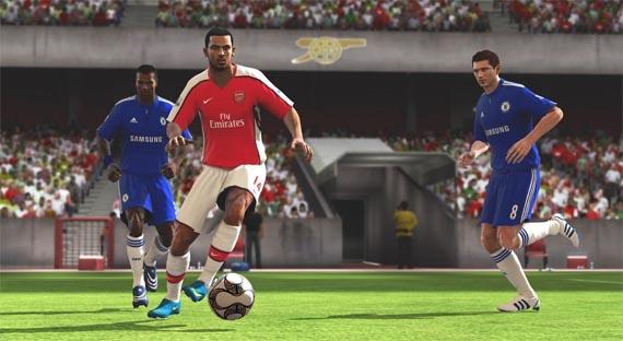 Demo de FIFA 10 llegará mañana, pero en PC el juego es otro! [Video]