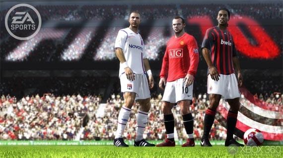 FIFA 10 nos enseña a jugar fútbol [Video Gameplay]