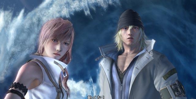 Épico trailer de Final Fantasy XIII para abrir la boca [TGS 2009]