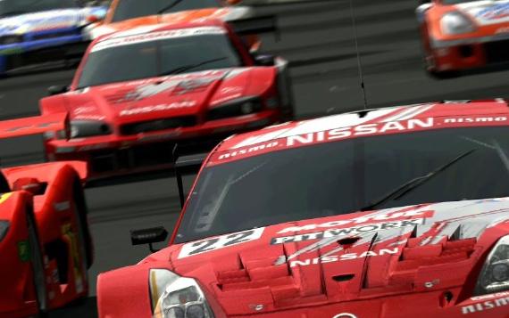 """Primeras imágenes """"oficiales"""" de Gran Turismo 5 [Screenshots]"""