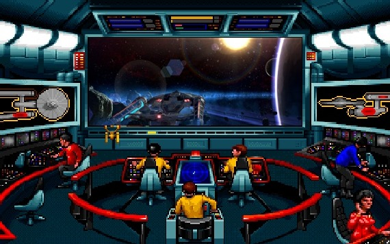 Star Trek Online se prepara para el Beta cerrado [concursos- gameplays]