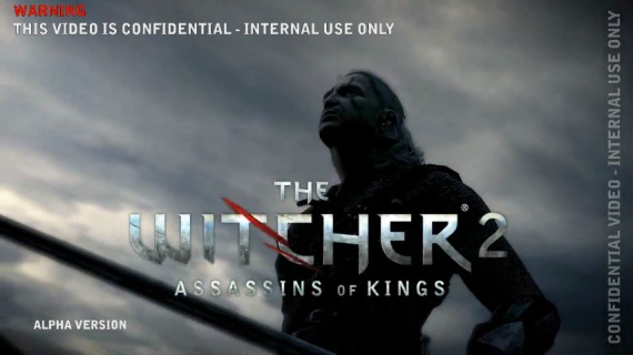 "Se filtra Video de ""The Witcher 2"""