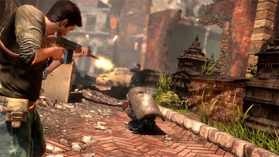 Nuevo trailer de Uncharted 2: Among Thieves es como una película [Video Gameplay]